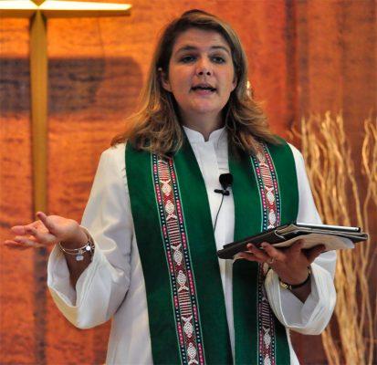 Pastor Audrey Warren
